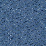 Ковровое покрытие для кинозалов Trapez B синего цвета