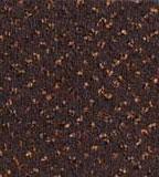 Покрытие для акустической обработки поверхности кинозала темно-коричневого цвета